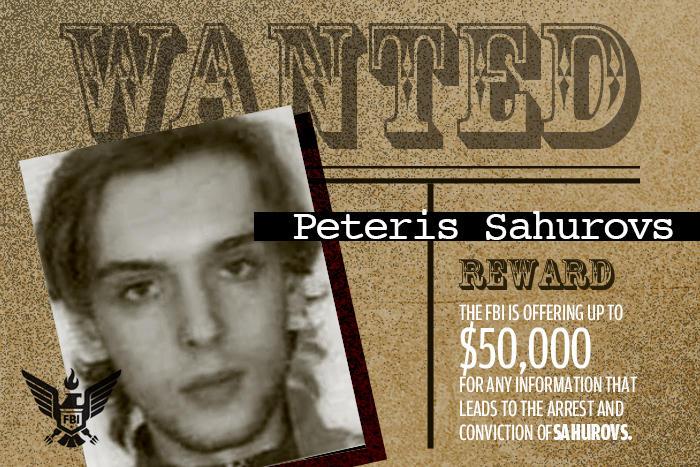 Peteris Sahurovs