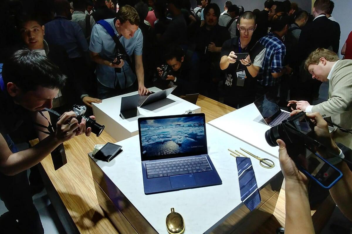 170529 asus ZenBook 3 Deluxe