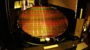 Intel semiconductor manufacturing