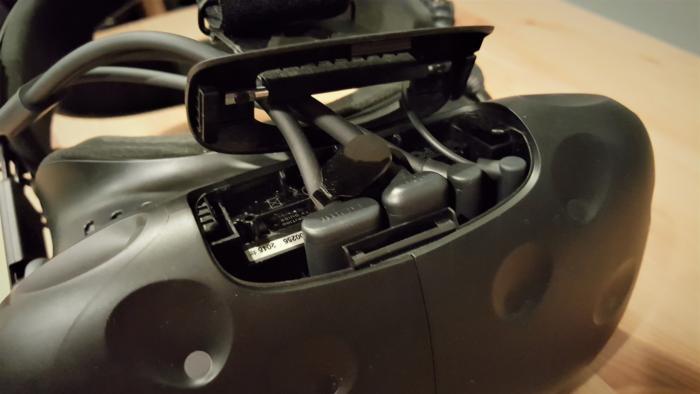 HTC Vive + Deluxe Audio Strap