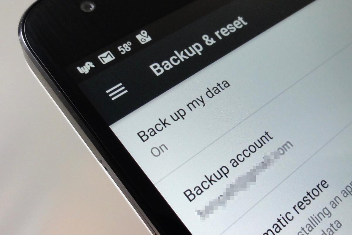Backing up not just your data, but your productivity