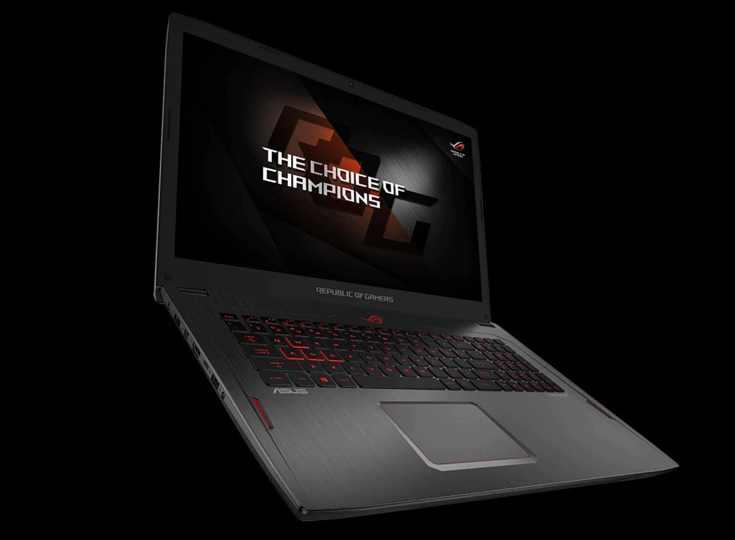 Thin is in for Asus' ROG Zephyrus notebook