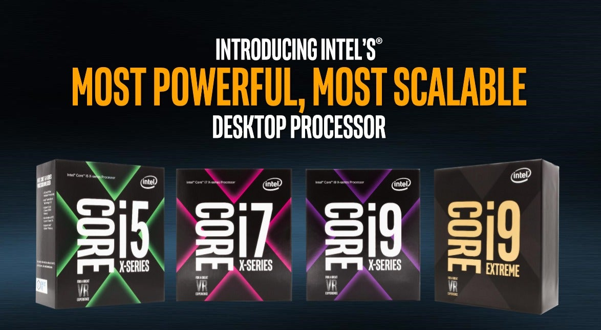 Intels 18 Core Core I9 Starts A Bloody Battle For