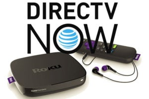 DirecTV Now on Roku