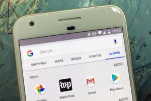 How to use Android's In Apps search to find your phone's content faster