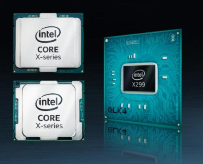 intel core x series die