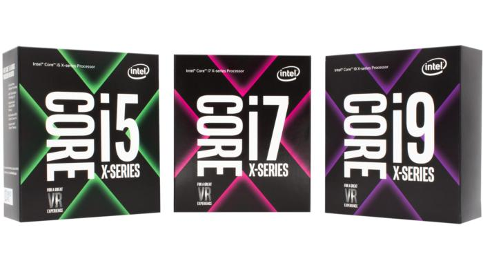 intel core x series family