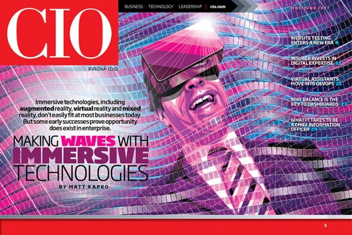 CIO May/June 2017 issue