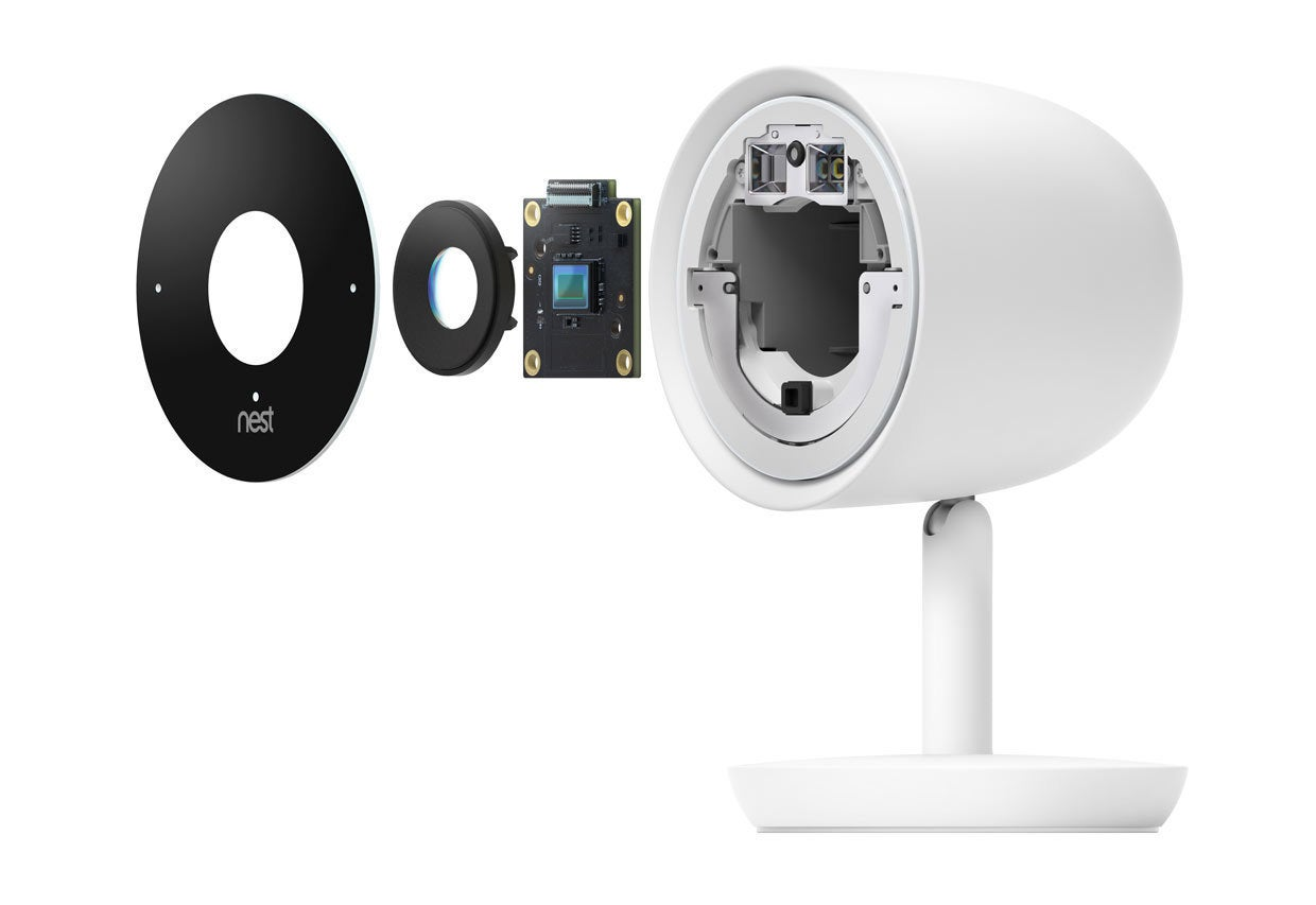 Nest cam iq marks a clean break from the dropcam platform for Camera camera