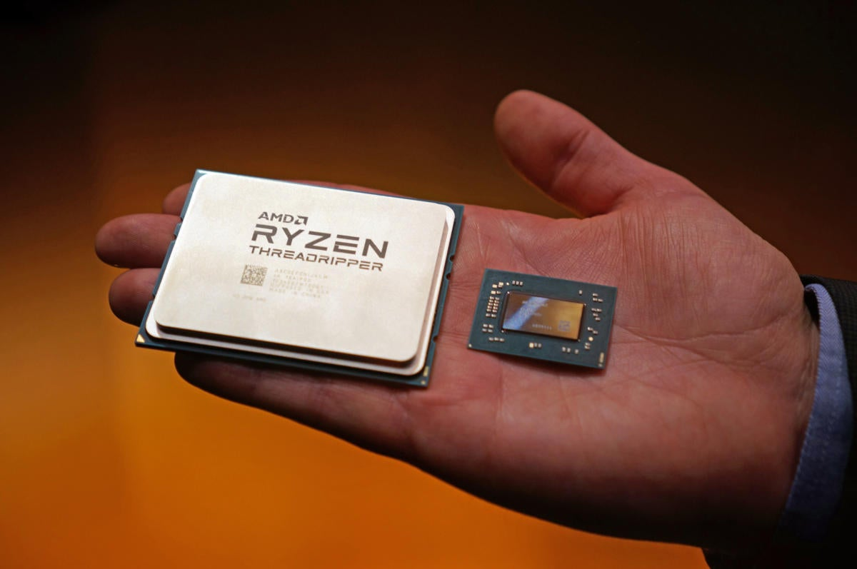 ryzen threadripper and mobile