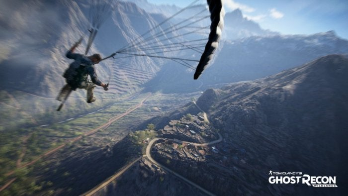 slider ghost recon wildlands