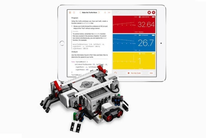Apple Swift Playgrounds can now program your robots and drones