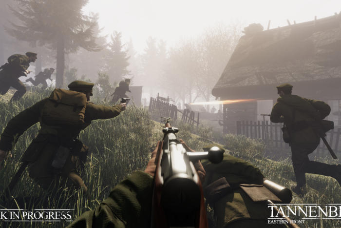 Tannenberg expands Verdun's World War I horrors to the Eastern front