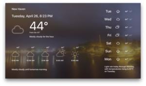 weather tv app apple tv tvos
