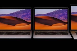 2017 mac laptop family stock