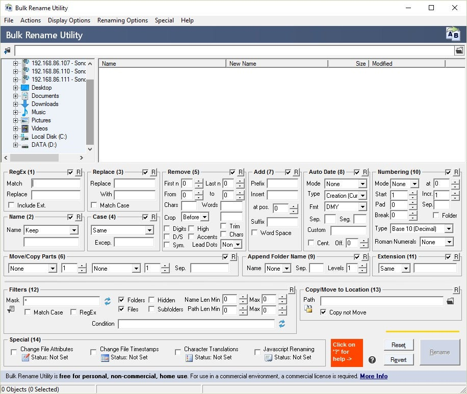 tag and rename software free download