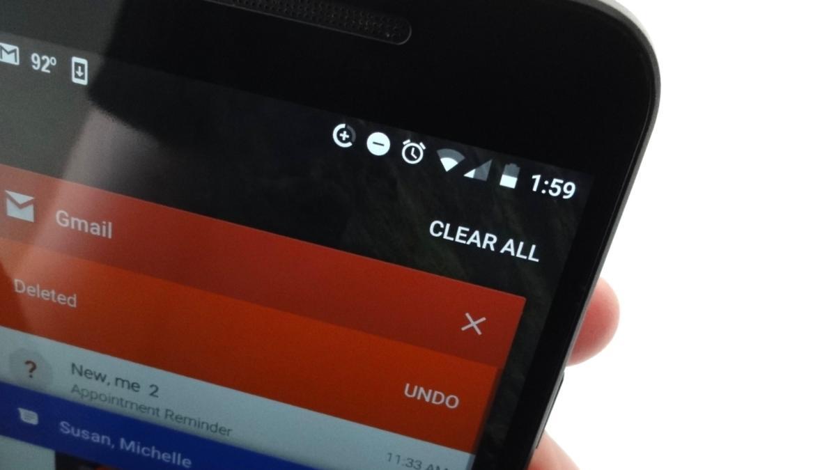 Clear all app windows