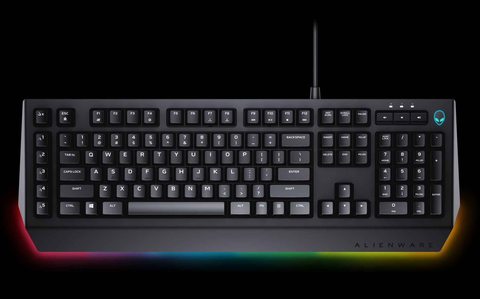 349245598fb Alienware (finally) moves into PC peripherals with its own gaming ...