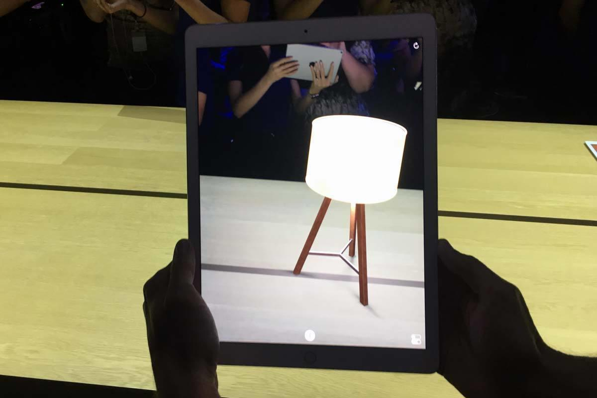 apple ar ipad