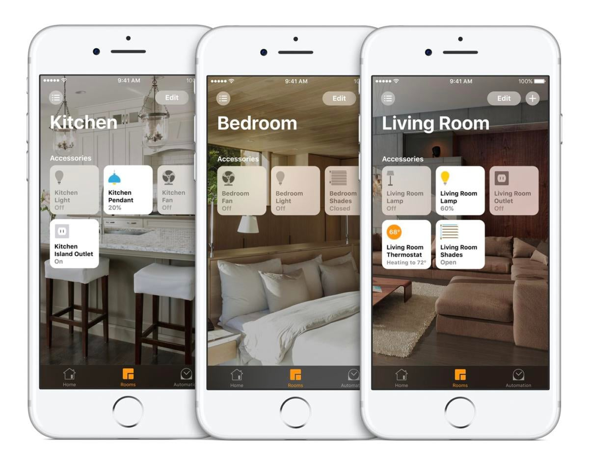 apple homekit iphone