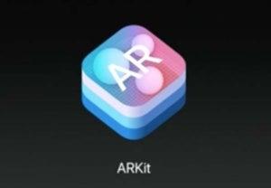 arkit slide wwdc2017