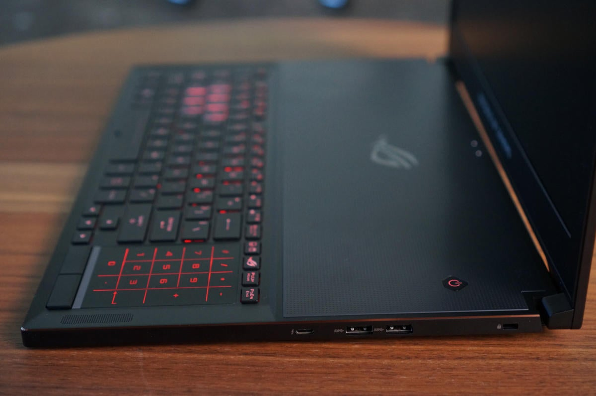 Asus ROG Zephyrus GX501 review: The thinnest, fastest gaming laptop