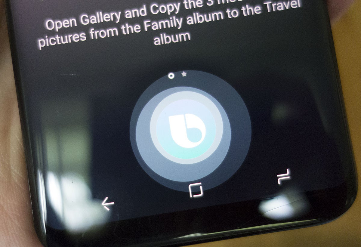 bd02adca03a16 Samsung Bixby Voice  How to set up and use the Galaxy S8 assistant
