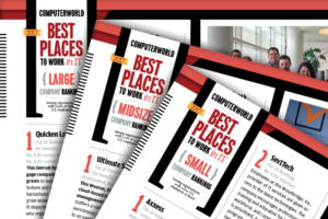 Computerworld's 100 Best Places to Work in IT [2017] - Listings