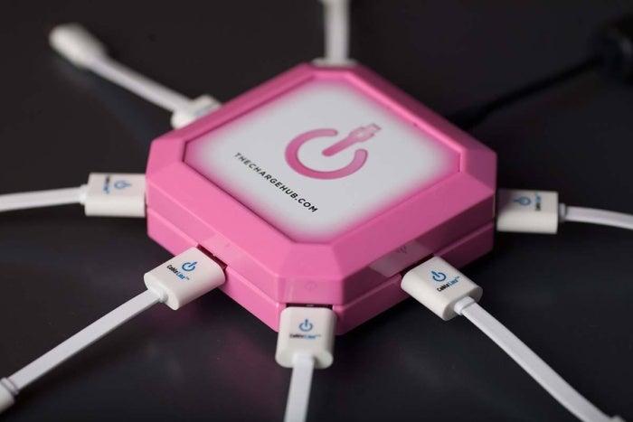 chargehub x7 square