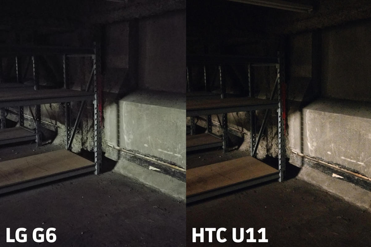 HTC U11 vs LG G6 camera test shot