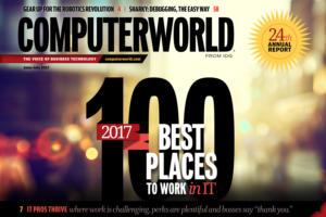 Computerworld Digital Edition, June-July 2017 [cover]