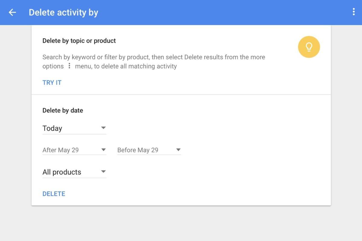How to delete your Google data | PCWorld