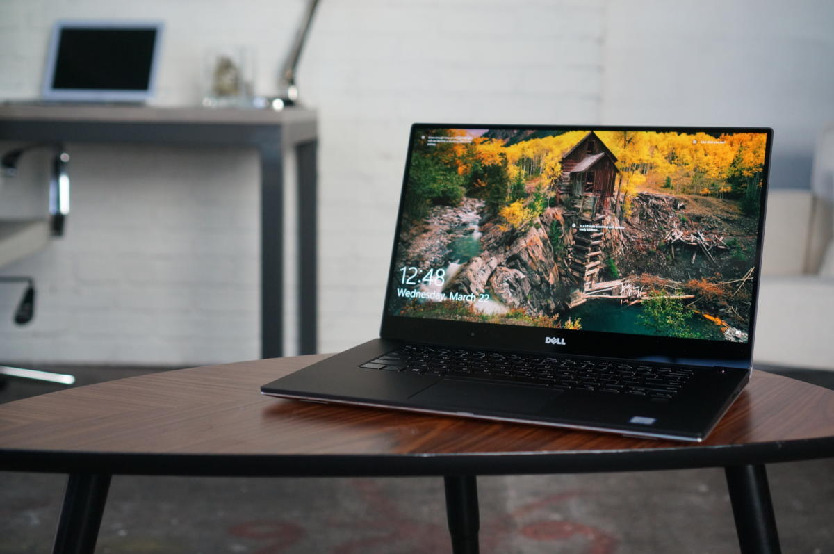 Dell XPS 15 (2017) review: One of the best 15 6 laptops is