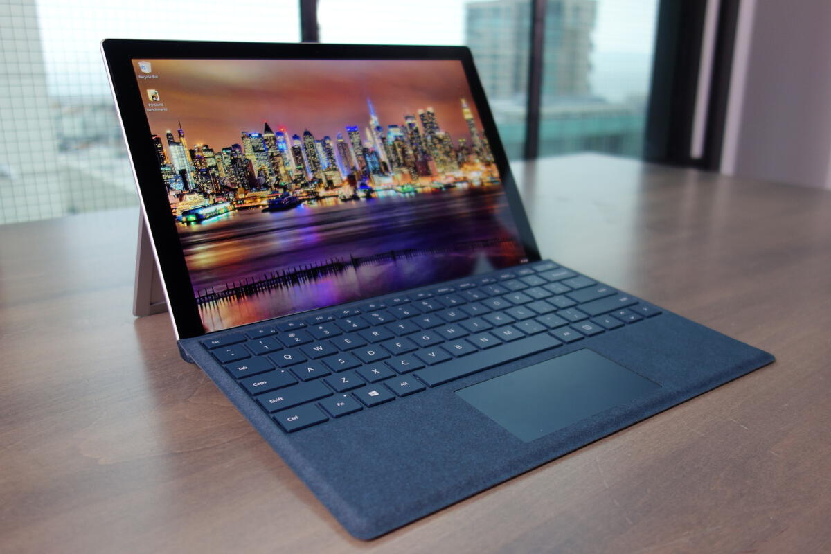Microsoft Surface Pro 2017 Review Pcworld