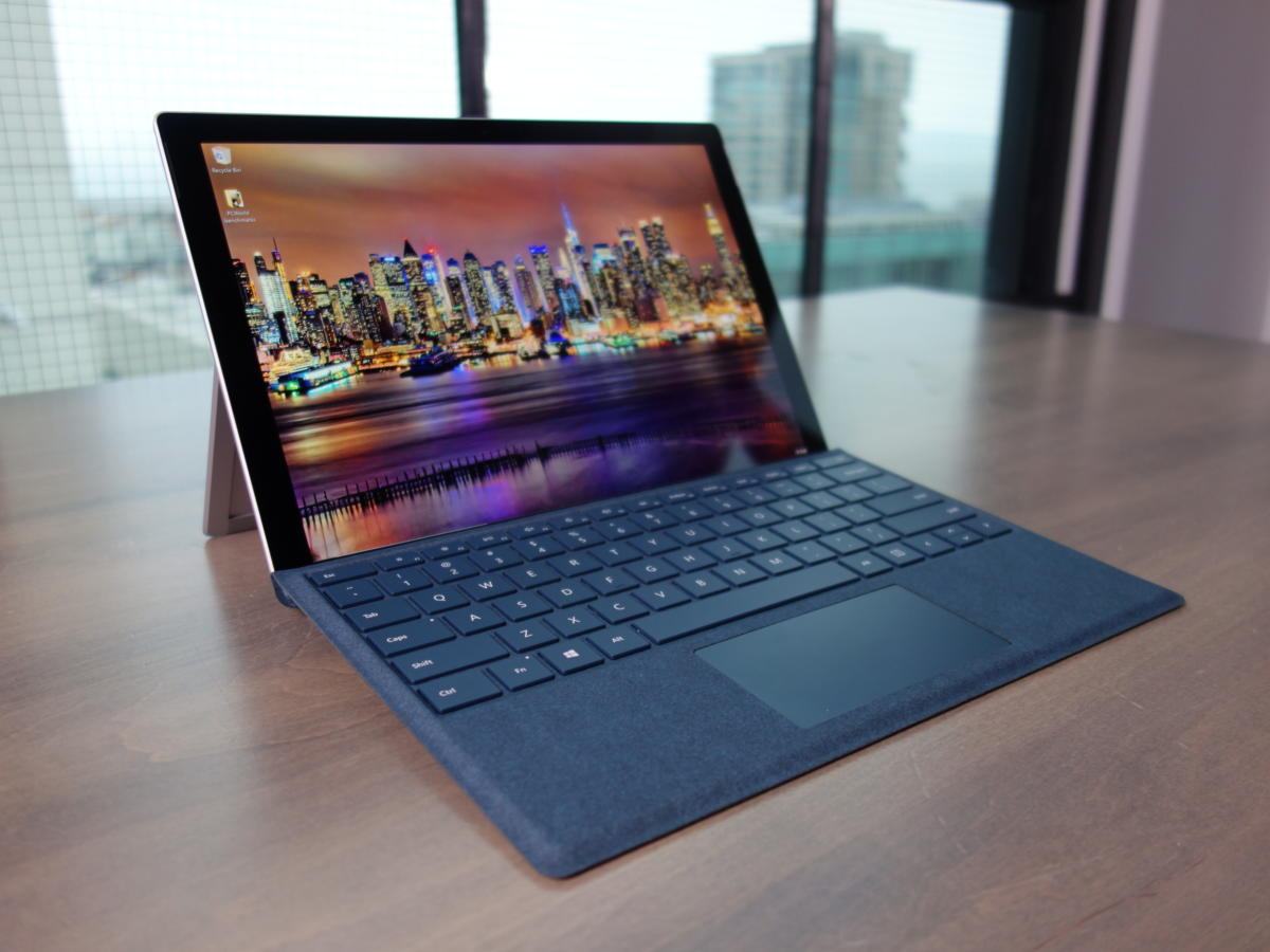 Microsoft's Surface Pro tablet is just $500 right now at