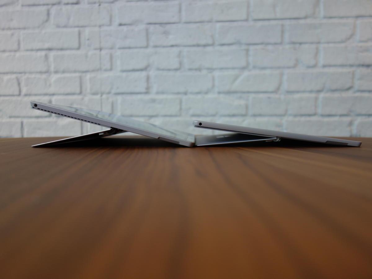 Surface Pro 2017 Surface Pro 4 kickstand
