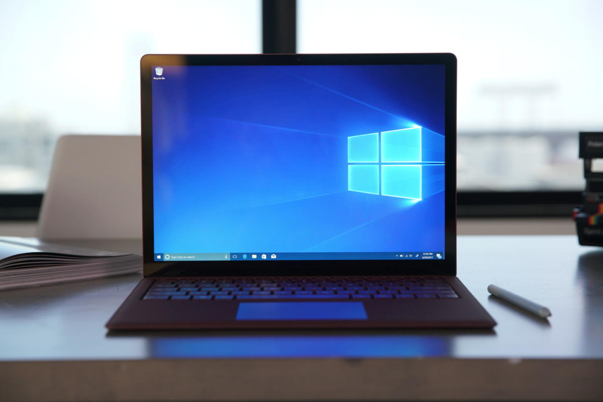 Windows 10 S Review Microsoft S Os For Students Is Hard To
