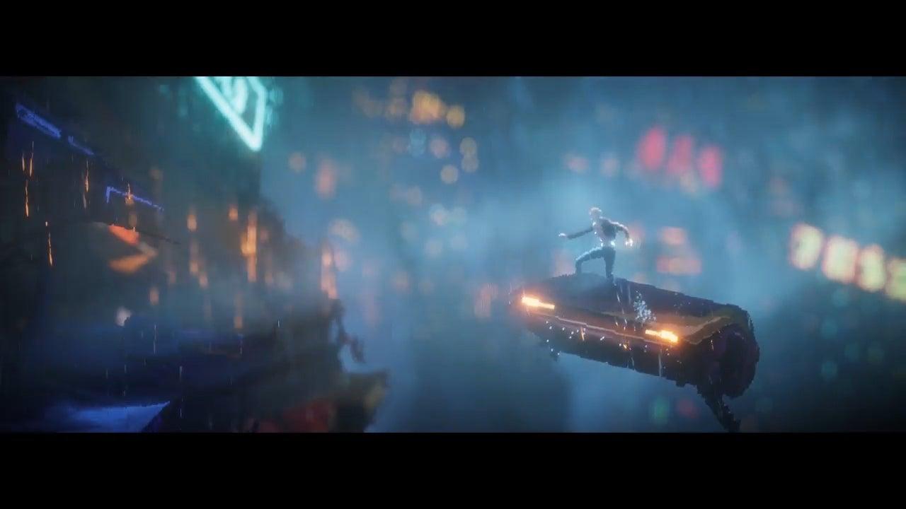 The Last Night trailer