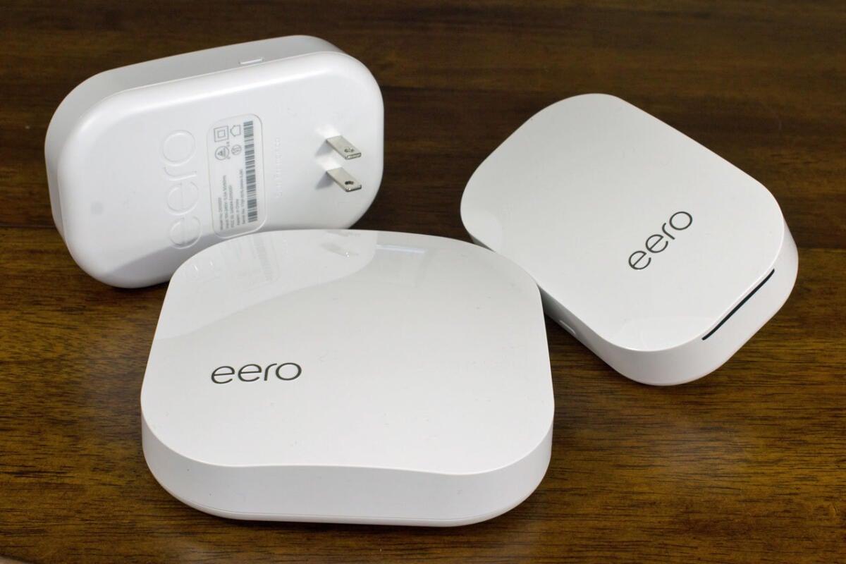 Eero 2 group