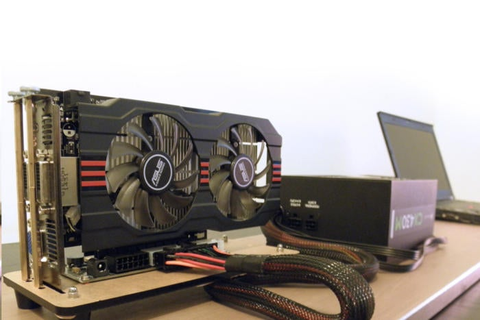 How To Use An External Graphics Card With A Laptop Pcworld