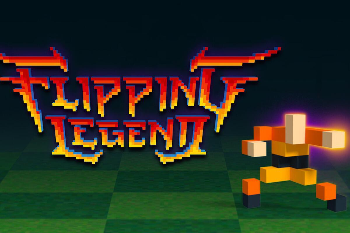 You might flip for Flipping Legend's free, frenzied fun
