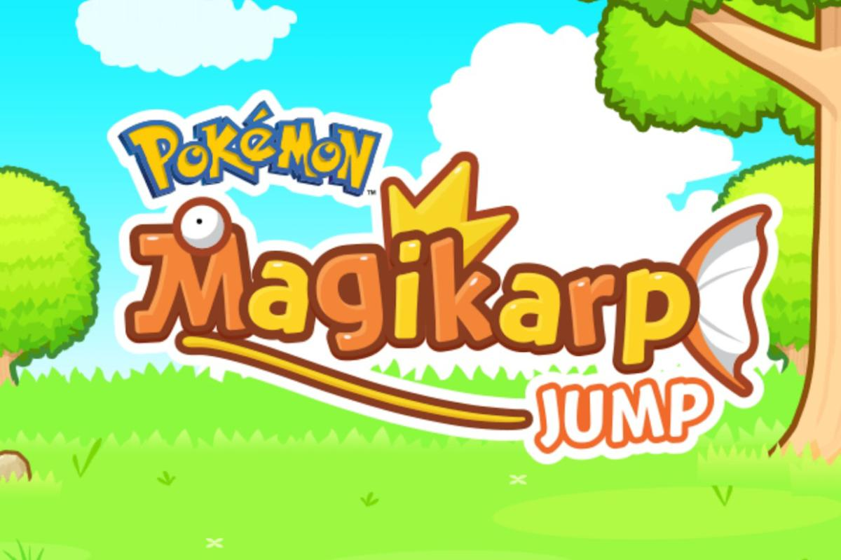 f7d1eafa Pokémon: Magikarp Jump doesn't do enough with its fun premise | Macworld