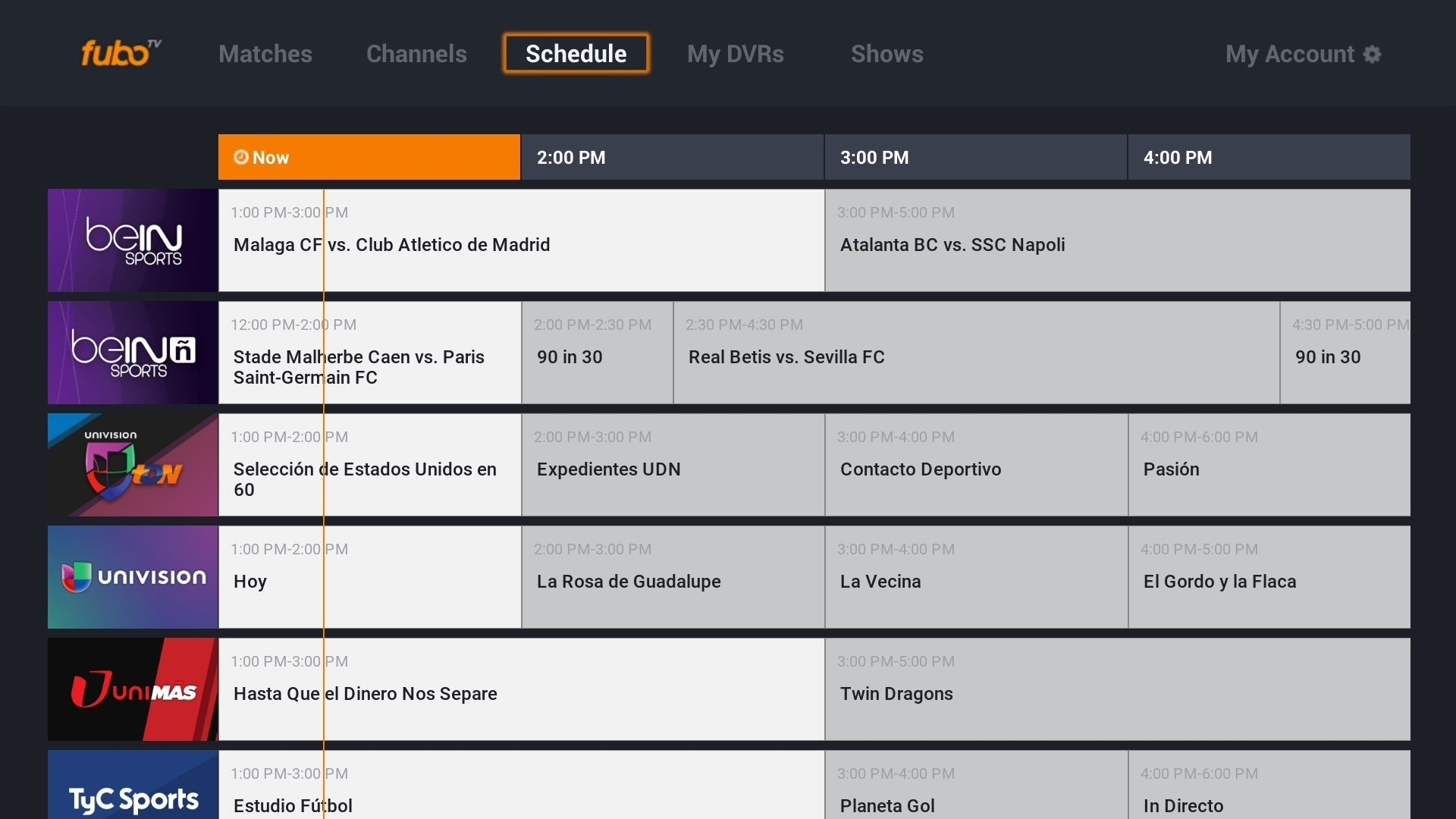 Fubo Tv All The Details On This Sports Heavy Streaming