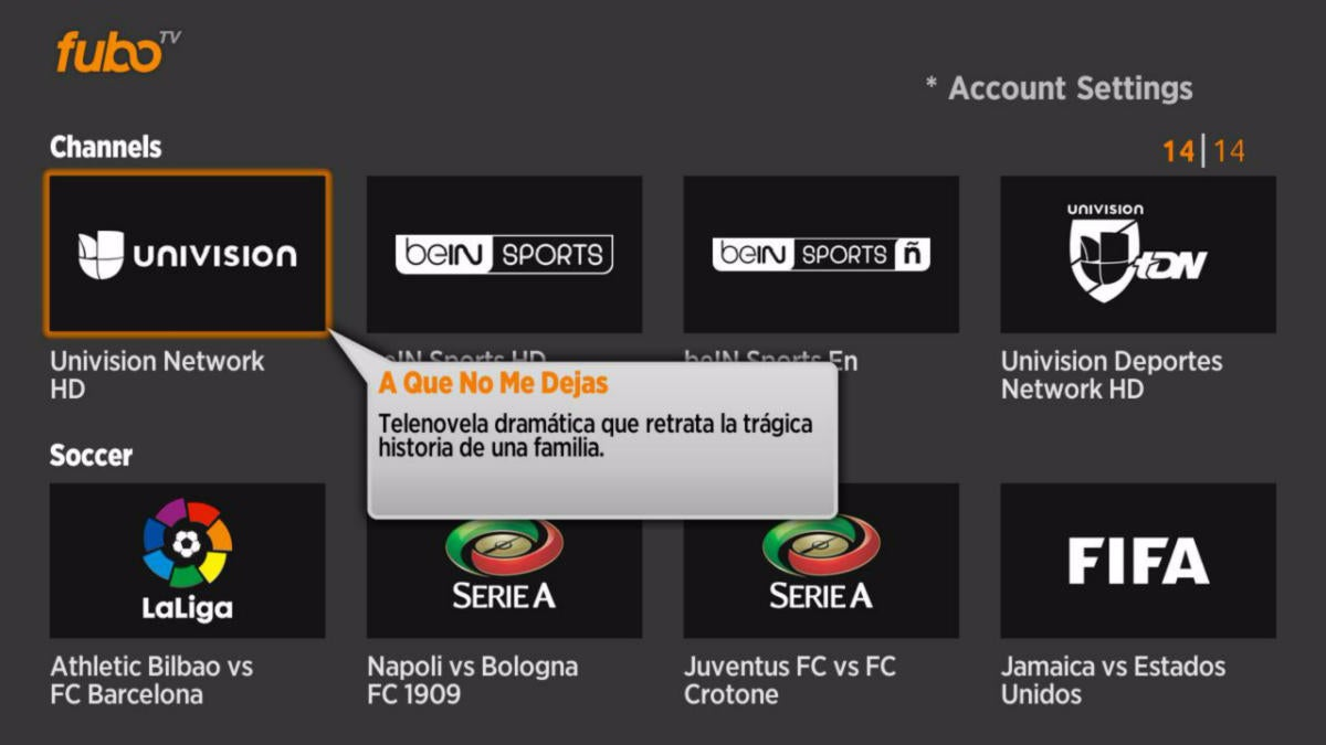 Fubo TV: All the details on this sports-heavy streaming bundle