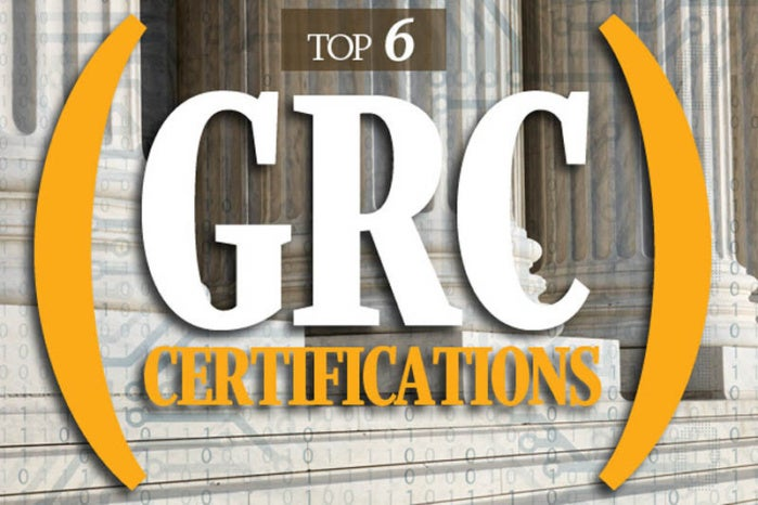 The Top 6 Governance Risk And Compliance Grc Certifications Cio