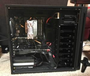 hackintosh pro innards