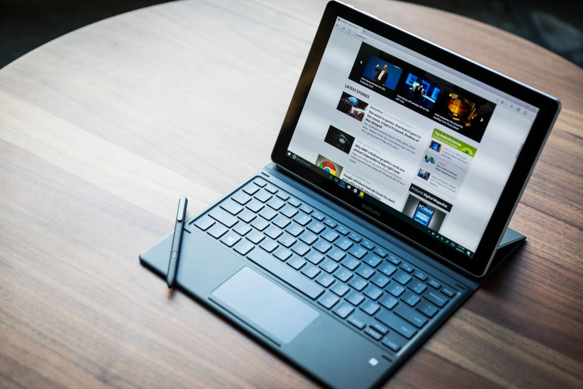 Samsung Galaxy Book review: An excellent 2-in-1 for a good