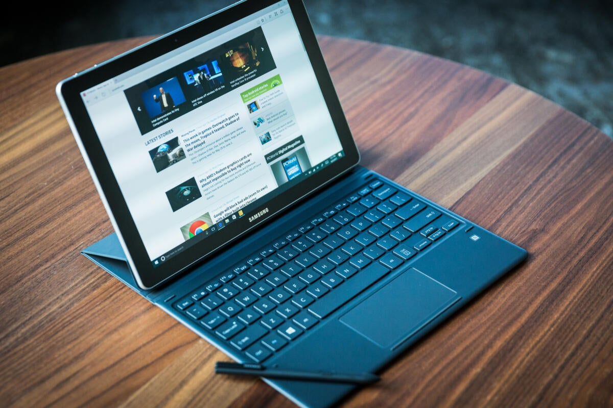 Samsung Galaxy Book review: An excellent 2-in-1 for a good price