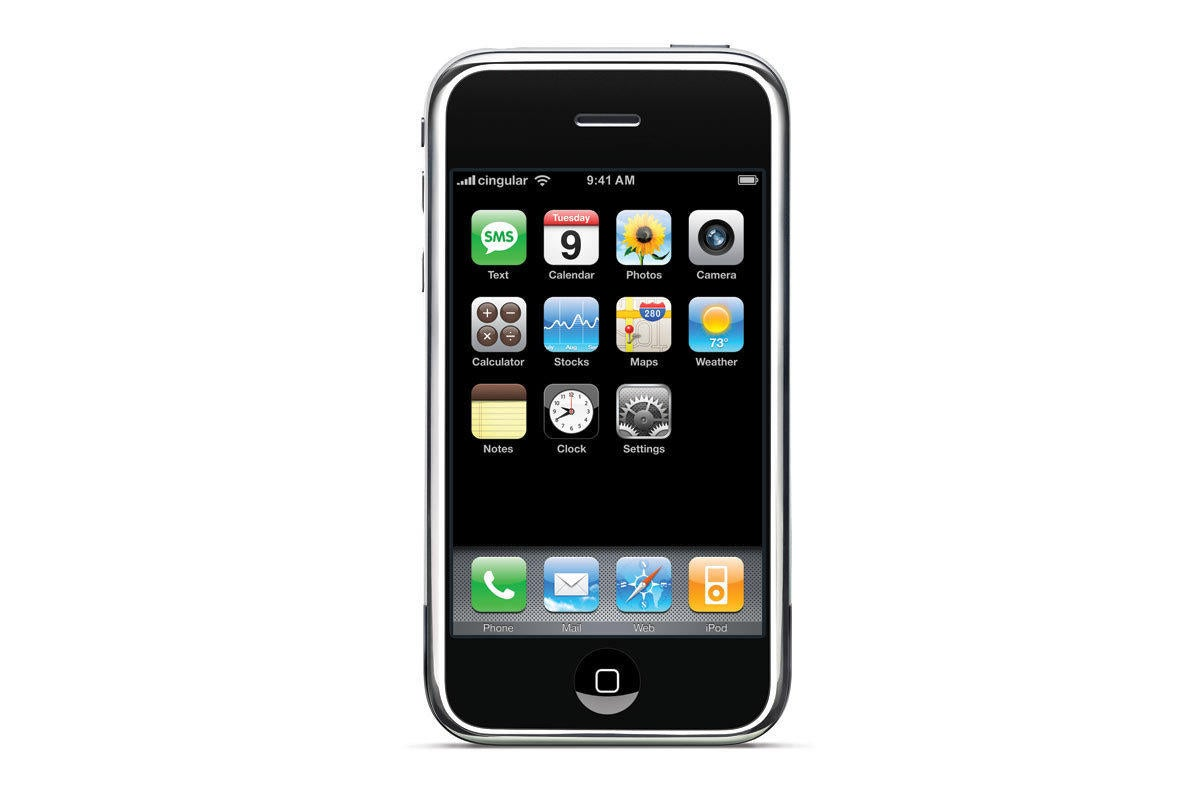 iphone original 2007
