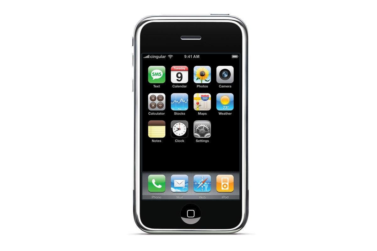 Iphone  Memory
